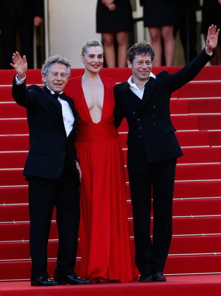 Venus in Fur「'La Venus A La Fourrure' Premiere - The 66th Annual Cannes Film Festival」:写真・画像(9)[壁紙.com]