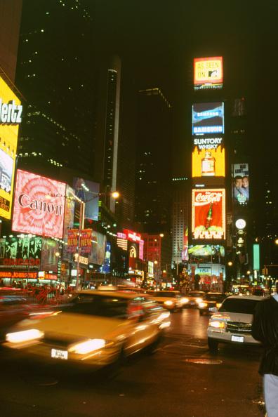 夜景「New York at Night」:写真・画像(7)[壁紙.com]