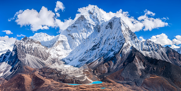 Mountain View - Arkansas「Mount Ama Dablam - Himalaya Range」:スマホ壁紙(1)