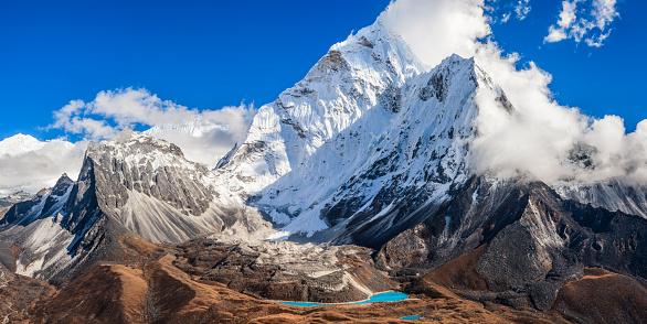 Ama Dablam「Mount Ama Dablam - Himalaya Range」:スマホ壁紙(17)