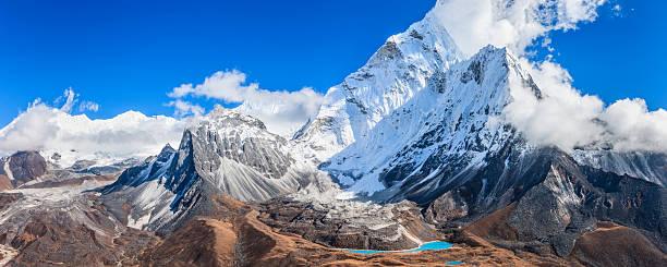 Mount Ama Dablam - Himalaya Range:スマホ壁紙(壁紙.com)