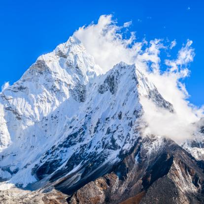 Khumbu「Mount Ama Dablam, Himalaya Range」:スマホ壁紙(18)