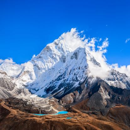 Ama Dablam「Mount Ama Dablam in Sagarmatha National Park」:スマホ壁紙(0)