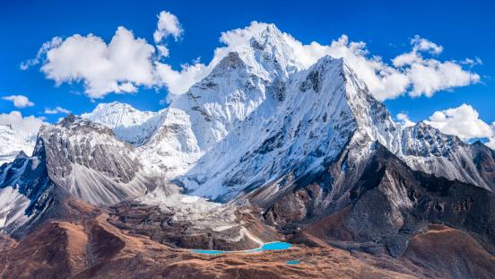 Khumbu「Mount Ama Dablam in Sagarmatha National Park」:スマホ壁紙(6)
