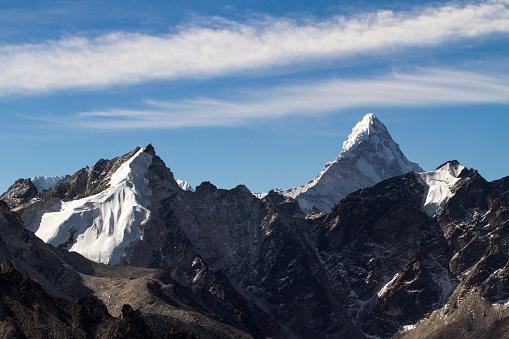 Khumbu「Mount Ama Dablam in Nepal Himalayas」:スマホ壁紙(7)