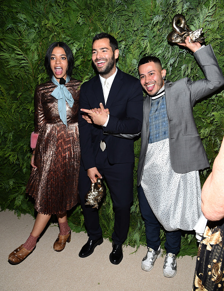 勝つ「12th Annual CFDA/Vogue Fashion Fund Awards - Inside」:写真・画像(18)[壁紙.com]