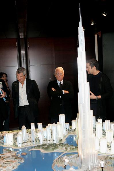 ブランド ジョルジオアルマーニ「Modern Luxury Held At The Park Hyatt Hotel Dubai」:写真・画像(3)[壁紙.com]