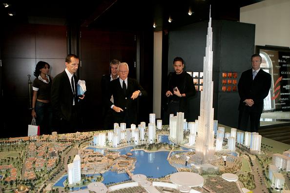 ブランド ジョルジオアルマーニ「Modern Luxury Held At The Park Hyatt Hotel Dubai」:写真・画像(1)[壁紙.com]