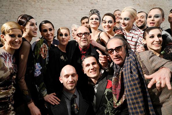 Tristan Fewings「Antonio Marras - Backstage - Milan Fashion Week Fall/Winter 2017/18」:写真・画像(1)[壁紙.com]