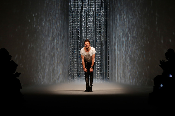 Tristan Fewings「Aigner - Runway - Milan Fashion Week FW16」:写真・画像(3)[壁紙.com]