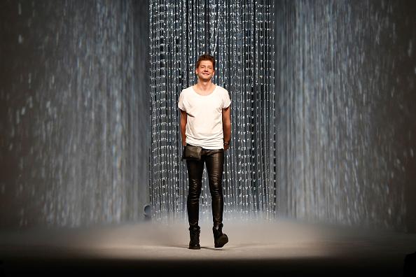Tristan Fewings「Aigner - Runway - Milan Fashion Week FW16」:写真・画像(4)[壁紙.com]