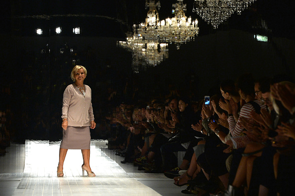Gratitude「Blumarine - Runway - Milan Fashion Week Womenswear Spring/Summer 2014」:写真・画像(13)[壁紙.com]