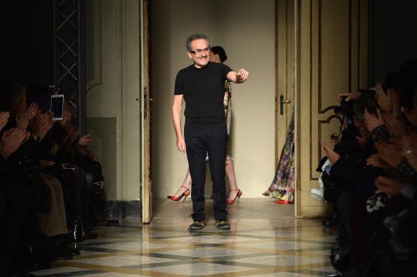 Applauding「Angelo Marani - Runway - Milan Fashion Week Womenswear Autumn/Winter 2014」:写真・画像(14)[壁紙.com]