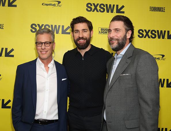 映画監督「'A Quiet Place' Opening Night Screening & World Premiere at the 2018 SXSW Film Festival」:写真・画像(4)[壁紙.com]