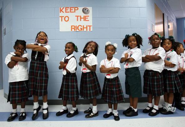 Ninth Ward「Ninth Ward Kindergarten Re-Opens Two Years After Hurricane Katrina」:写真・画像(18)[壁紙.com]