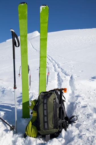 スキーストック「Ski mountaineering equipment」:スマホ壁紙(0)