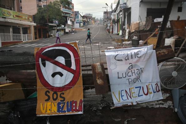 Crisis「Venezuela Tense As Unrest Over President Maduro's Government Continues」:写真・画像(13)[壁紙.com]