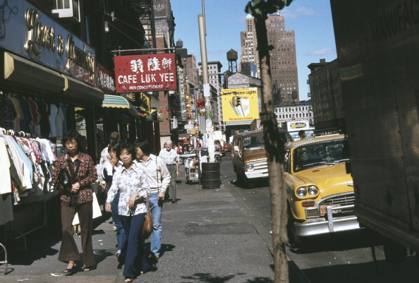 Lower East Side Manhattan「China Town In New York City」:写真・画像(9)[壁紙.com]