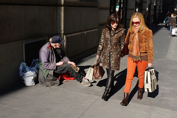 Social Issues「New York City Tops Nation In Income Inequality」:写真・画像(18)[壁紙.com]