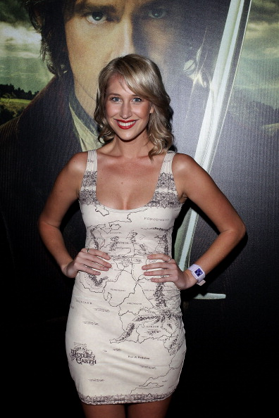 Lisa Maree Williams「'The Hobbit: An Unexpected Journey' Sydney Premiere」:写真・画像(13)[壁紙.com]