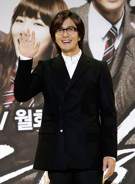 Chung Sung-Jun「Bae Yong-Joon Press Conference」:写真・画像(6)[壁紙.com]