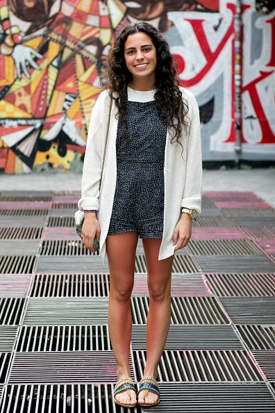 Sandal「Street Style in Madrid - May 28, 2014」:写真・画像(2)[壁紙.com]