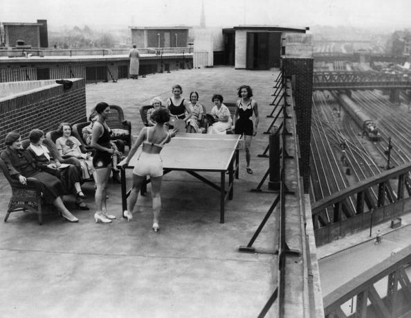 Hostel「Roof Table Tennis」:写真・画像(19)[壁紙.com]
