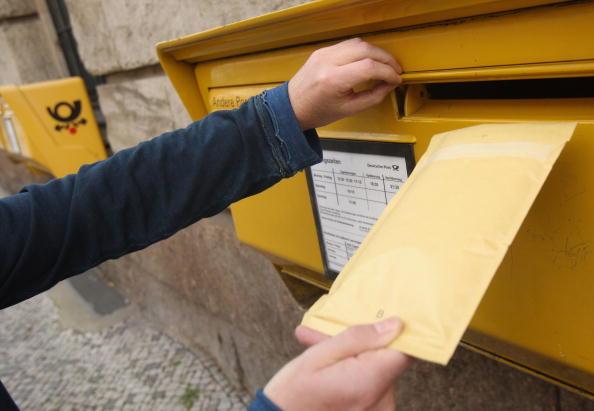 Mailbox「Deutsche Post To Part With 700 Post Offices」:写真・画像(8)[壁紙.com]