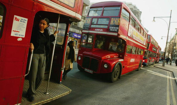 Double-Decker Bus「London Routemaster Buses Are Decommissioned In Essex」:写真・画像(14)[壁紙.com]