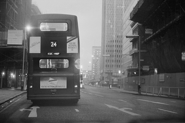 Double-Decker Bus「London Buses route 24」:写真・画像(10)[壁紙.com]