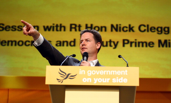 Matt Cardy「The Liberal Democrats Hold Their Annual Party Conference」:写真・画像(16)[壁紙.com]