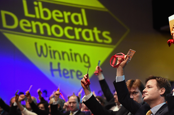 Jeff J Mitchell「Day Four Of The Liberal Democrats Annual Party Conference」:写真・画像(12)[壁紙.com]