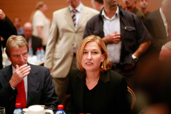 October「Tzipi Livni Hosts Foreign Ministry Conference」:写真・画像(7)[壁紙.com]