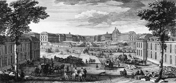 Louis XIV Of France「Versailles」:写真・画像(12)[壁紙.com]