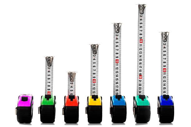 Tape Measures Like a Graph:スマホ壁紙(壁紙.com)