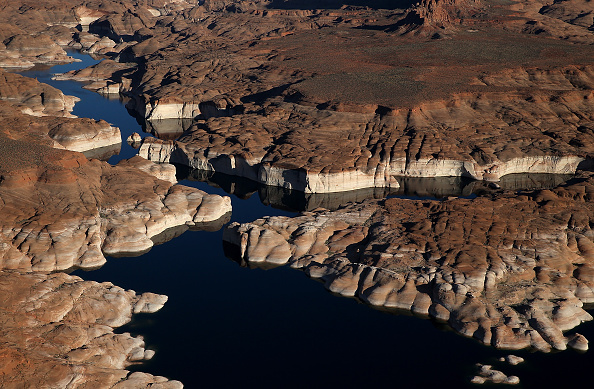 トップランキング「Severe Drought Drains Colorado River Basin」:写真・画像(4)[壁紙.com]