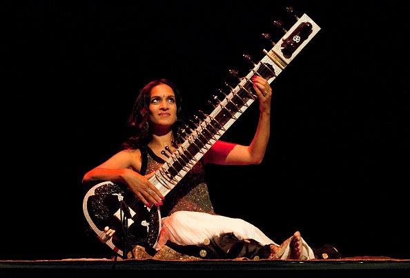 Sitar「Anoushka Shankar」:写真・画像(0)[壁紙.com]