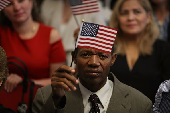 Kendall - Florida「Florida Residents Become Citizens In Naturalization Ceremony Held In Miami」:写真・画像(3)[壁紙.com]