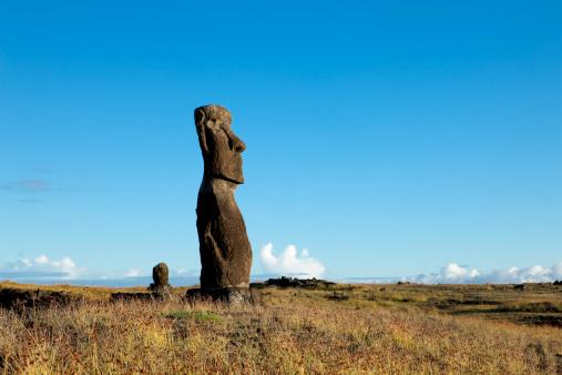 Ancient Civilization「Easter Island」:スマホ壁紙(2)