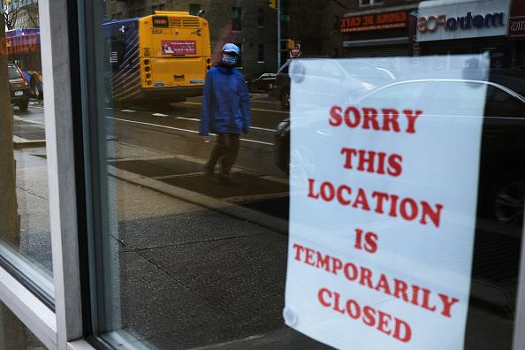 Closed「Neighborhoods In Queens Have New York City's Highest Coronavirus Infection Rates」:写真・画像(13)[壁紙.com]