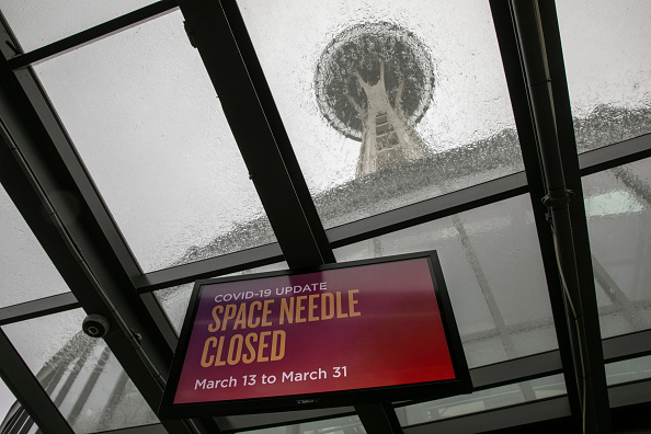 Space Needle「Coronavirus Pandemic Causes Climate Of Anxiety And Changing Routines In America」:写真・画像(12)[壁紙.com]