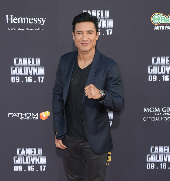 Mario Lopez「Hennessy Screening of 'I Am Boxing' and Canelo VS. GGG Wrap Party at The Avalon in Los Angeles」:写真・画像(2)[壁紙.com]