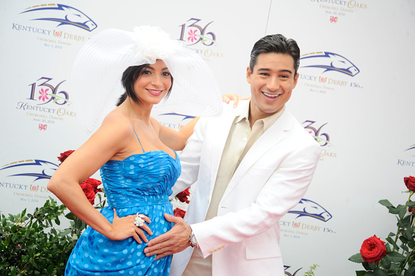 Mario Lopez「136th Kentucky Derby - Kentucky Derby」:写真・画像(16)[壁紙.com]