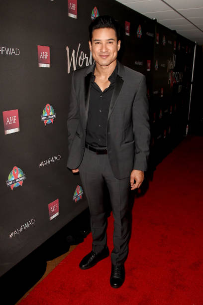 Mario Lopez「AHF World AIDS DAY Concert and 30th Anniversary Celebration: Featuring Mariah Carey, DJ Khaled, Mario Lopez, Laverne Cox」:写真・画像(10)[壁紙.com]