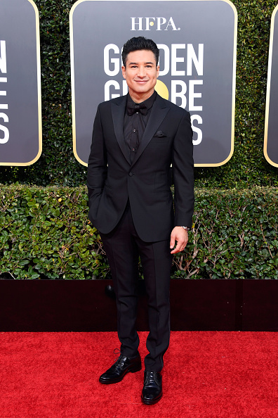 マリオ・ロペス「76th Annual Golden Globe Awards - Arrivals」:写真・画像(4)[壁紙.com]