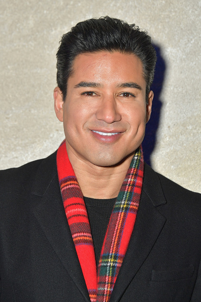 Mario Lopez「86th Annual Rockefeller Center Christmas Tree Lighting Ceremony」:写真・画像(6)[壁紙.com]
