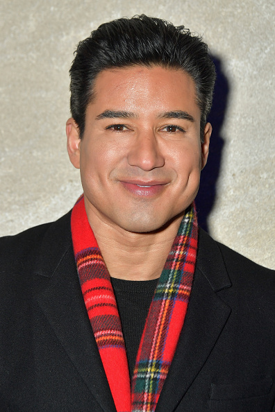 Mario Lopez「86th Annual Rockefeller Center Christmas Tree Lighting Ceremony」:写真・画像(16)[壁紙.com]