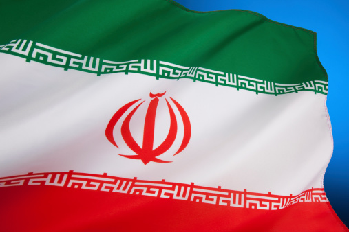 Iran「Flag of Iran」:スマホ壁紙(10)