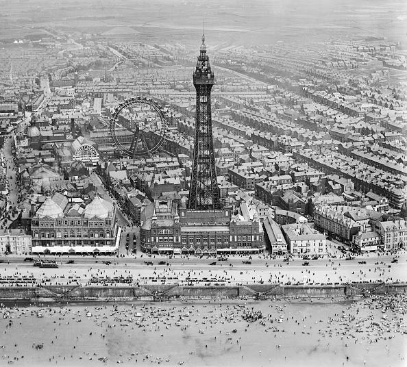 Travel Destinations「Blackpool Tower」:写真・画像(3)[壁紙.com]