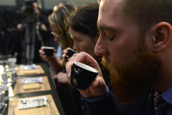 Coffee - Drink「US Barista Championship Held During Coffee Industry Expo In Boston」:写真・画像(7)[壁紙.com]